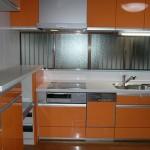 長島・S邸 使い勝手の良い理想的なキッチン