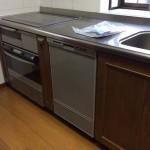 東員町・H邸  節水&節電にもなる最新型の食洗機