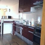 東員町・S邸 落ち着いた雰囲気のキッチンにリフォーム