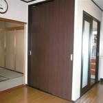 江場・I邸 プライバシーの保たれる空間